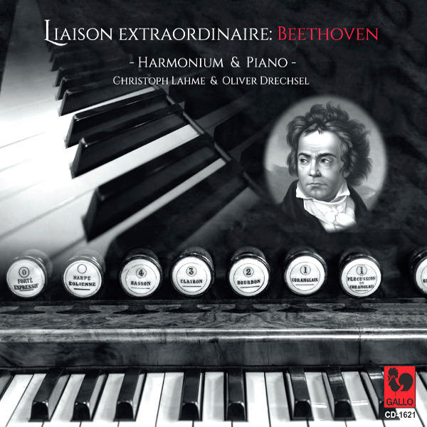 CD-Cover LE: Beethoven